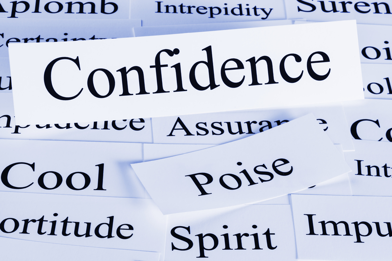 6 steps to develop Self confidence now