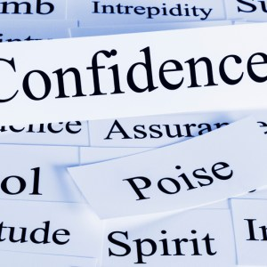5 steps to be confident now