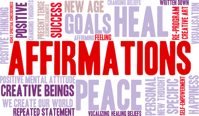 Do affirmations work - watch your affirmations come to life