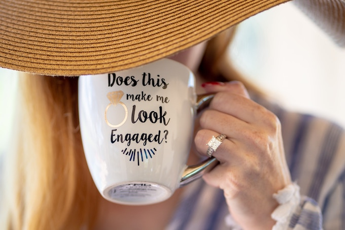 Engagement that never happened