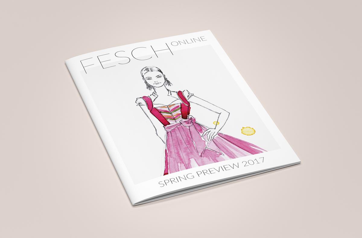 FESCH online Spring Preview 2017 | nadinebatista.de