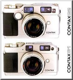FOTOGRAFIA NADIR MAGAZINE - CONTAX G1 CONTRO CONTAX G2 - UN CONFRONTO