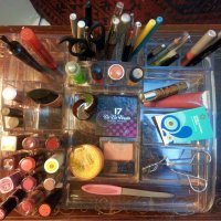 Organizing Chaos: Cosmetics