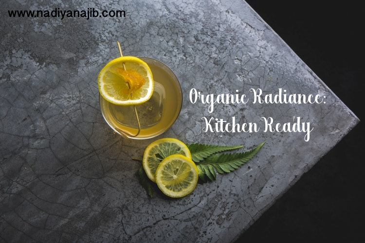 Organic Radiance: Kitchen Ready