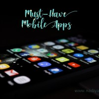 Must-Have Mobile Apps