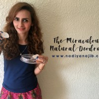 The Miraculous Natural Deodrant