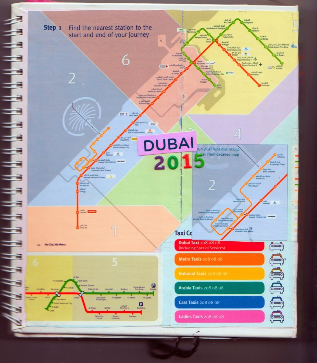 My Dubai Travel Journal