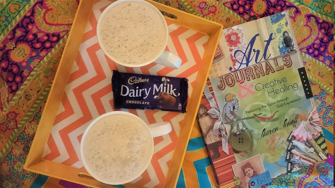 Frothy Hot Chocolate Recipe