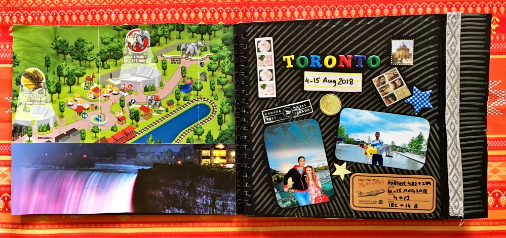 Toronto Travel Journal