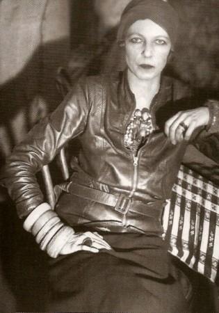 Nancy Cunard, flapper 1928