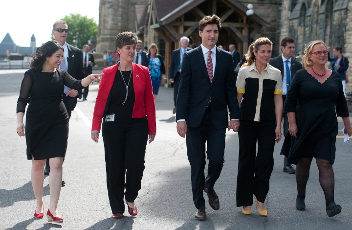 Trudeau's new cabinet: Gender parity because it's 2019? Or due to competence?