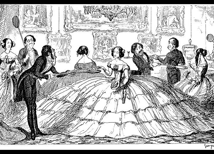 The fashionable history of social distancing