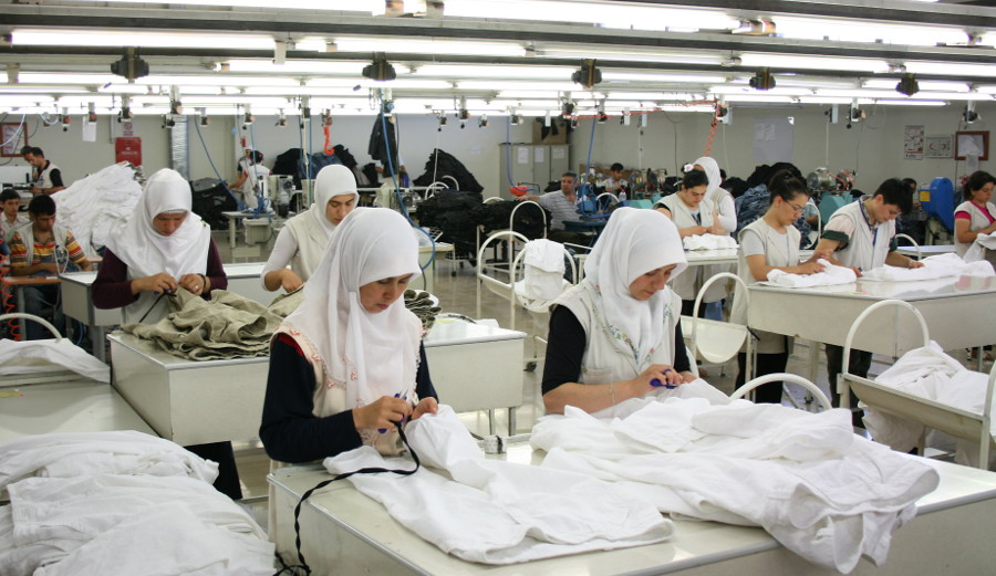 Garment workers around the world are not being paid during the pandemic