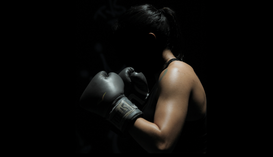 With Thai boxing, Egyptian women fight sex attacks and stereotypes