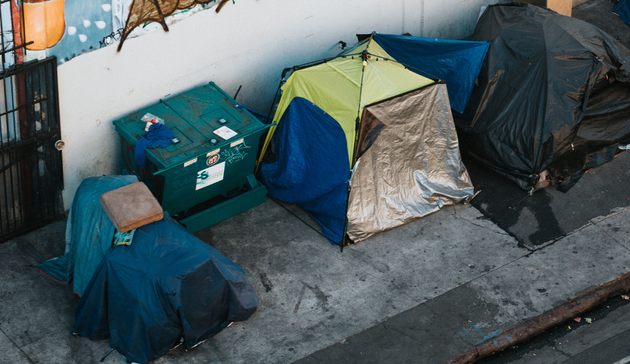 New data shows that homelessness is a women's rights issue
