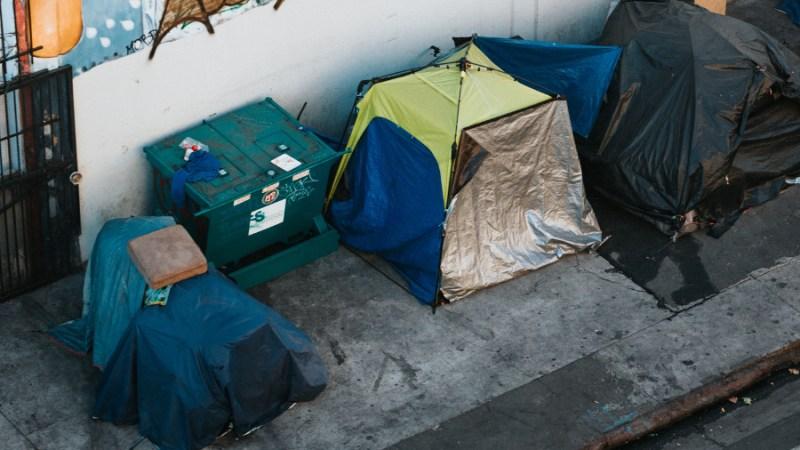 homelessness, women