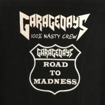 Garage back