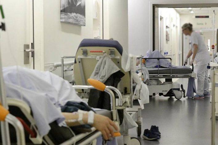 المستشفى إنعاش الجزائر