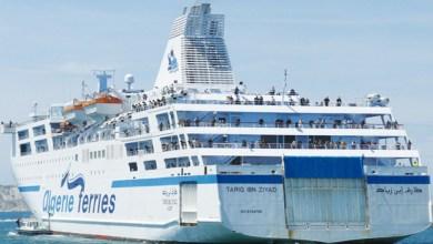 Photo of خسائر 50 بالمائة لقطاع النقل البحري في الجزائر بسبب أزمة كورونا