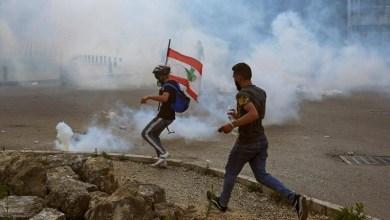 Photo of احتجاجات لبنان: إصابة 25 عسكريا والجيش يوقف متهمين أجانب