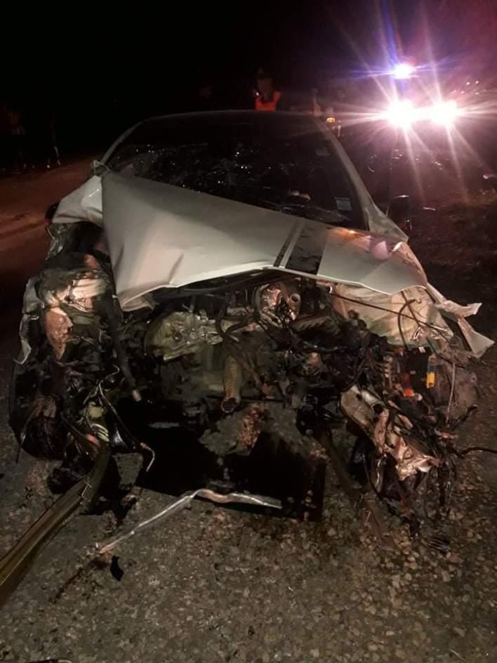 حادث مرور سوق أهراس الداموس مداوروش