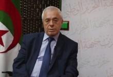 Photo of وفاة الرئيس السابق للمجلس الشعبي الوطني السعيد بوحجة