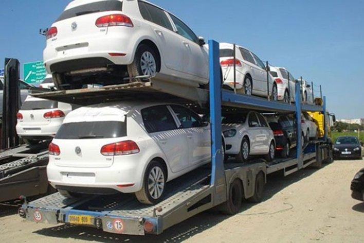 استيراد السيارات الجزائر