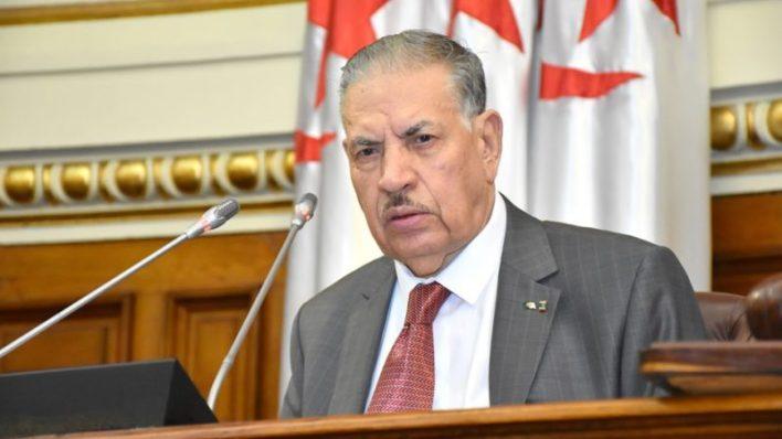 صالح قوجيل مجلس الأمة