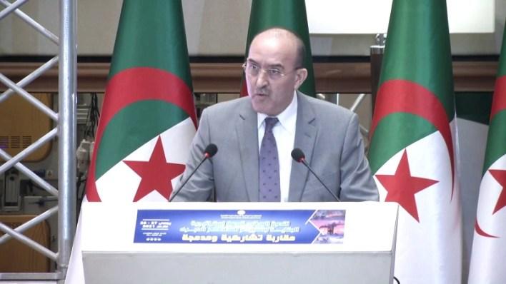 وزير الداخلية كمال بلجود