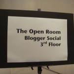 Ogilvy's The Open Room Event.