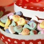 that thing about candy hearts…