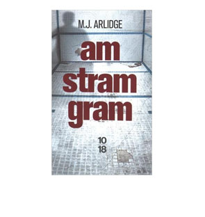 Am-Stram-Gram – M.J Arlidge