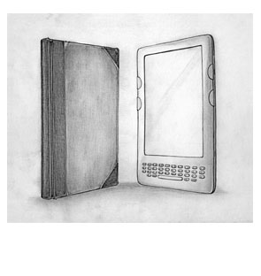 Livre papier VS Ebook