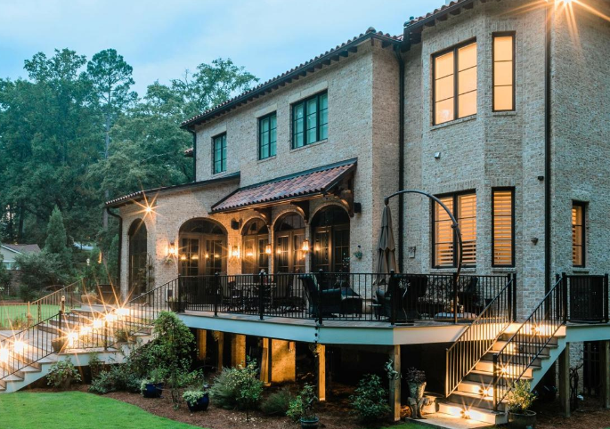 Decks and More Wins Two National Awards-One for Johns Creek Home