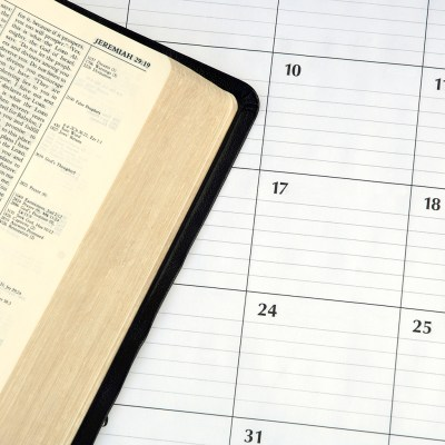 Archived Offering Calendars