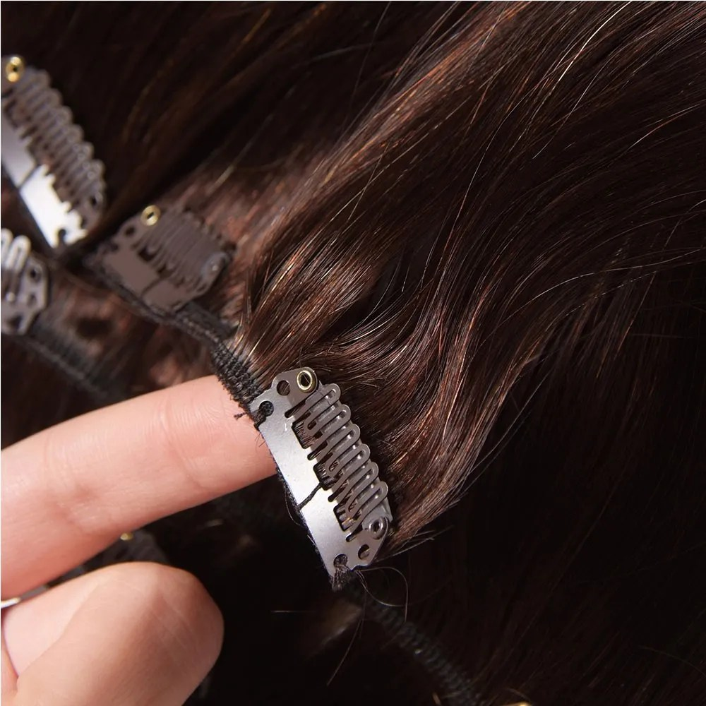 Nadula Best Remy Affordable Real Clip In Human Hair