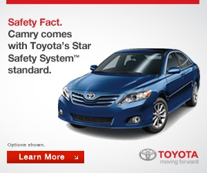 Safety of Toyota Vehicles