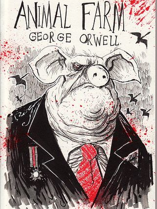 Animal Farm in America