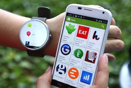 Google's smartwatches