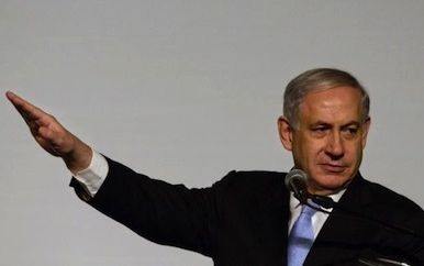 Netanyahu is Hitler