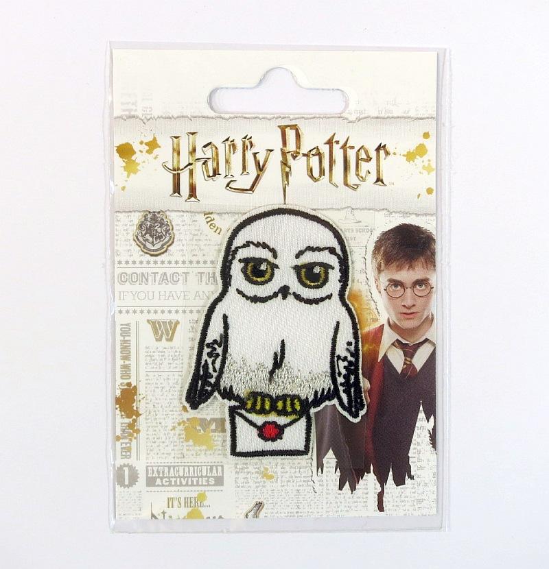 Bügelmotiv K Harry Potter Eule