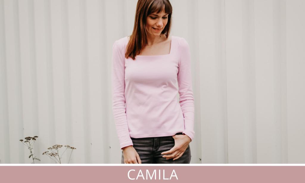 Schnittmuster Camila