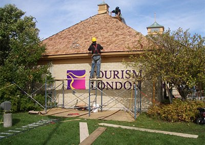 Tourist Information Centre – Roof Replacement