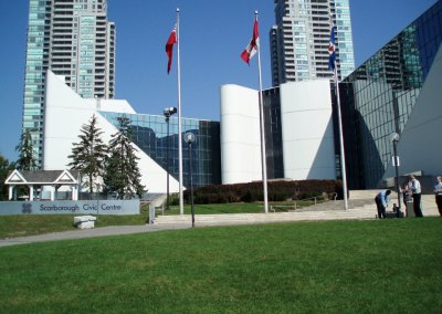 Toronto District School Board Call Centre and Emergency Management Centre