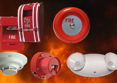 Fire Protection and Life Safety