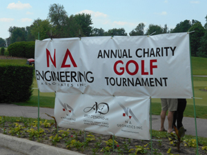 NA Engineering Associates Inc.'s Annual Golf Tournament Passes Half-Million Dollar Fundraising Milestone