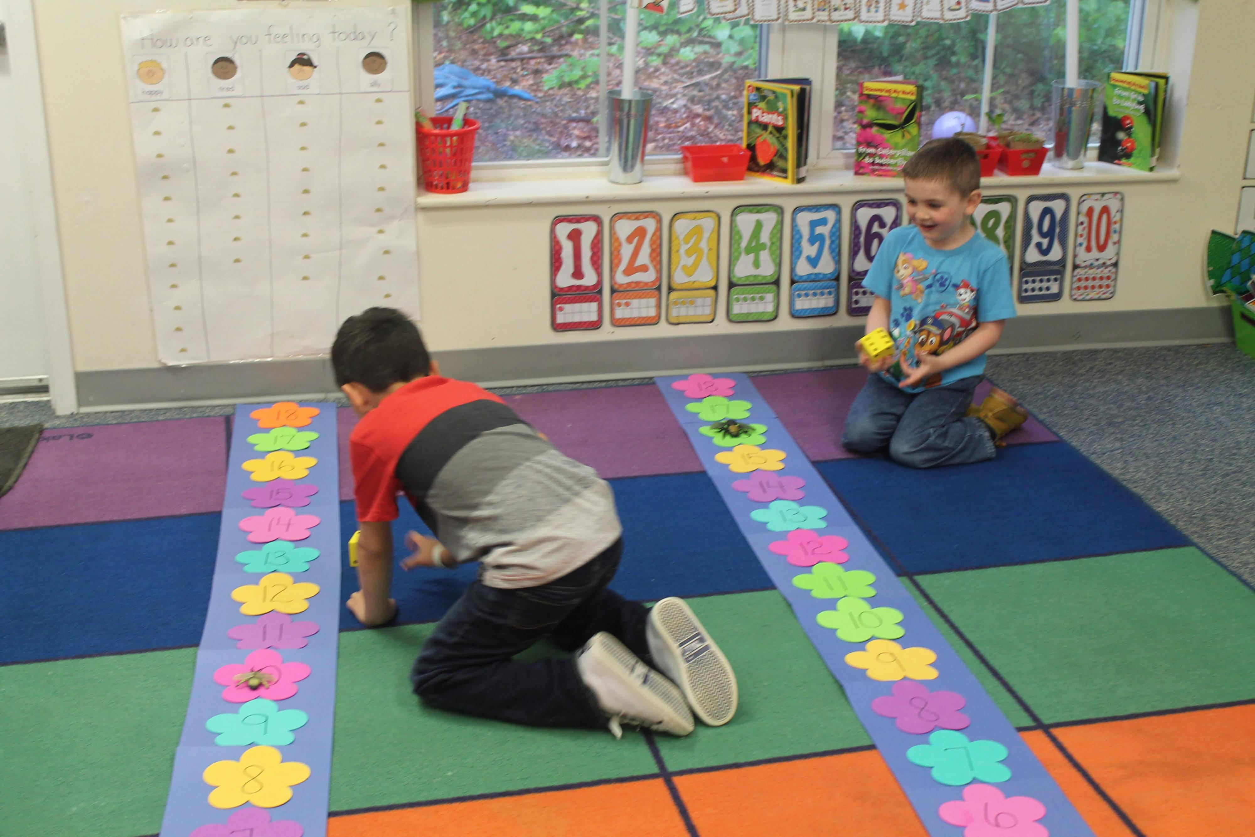 Play Games Learn Math Number Path Games