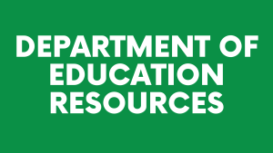 Department of Education Resources