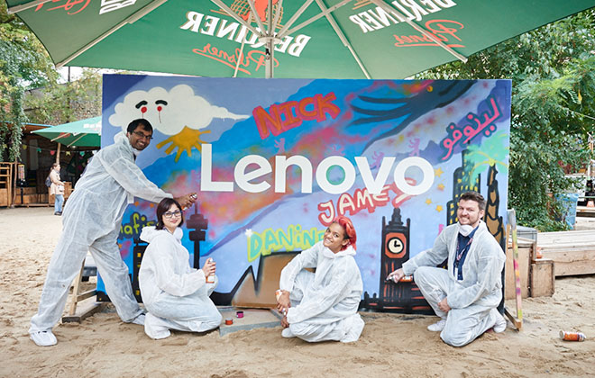 Lenovo-graffiti