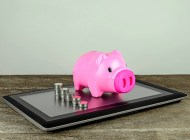 A piggy bank on your phone